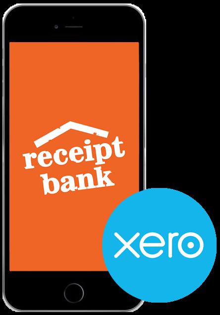 receipt bank to xero