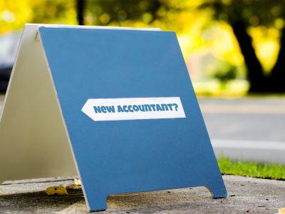 Is it easy to change accountants?
