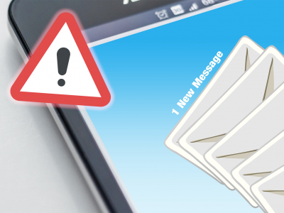 How to spot scam emails and phoney texts