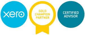 Xero gold champion partner Accountants